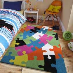 Dywan dla dzieci puzzle Mon 03S