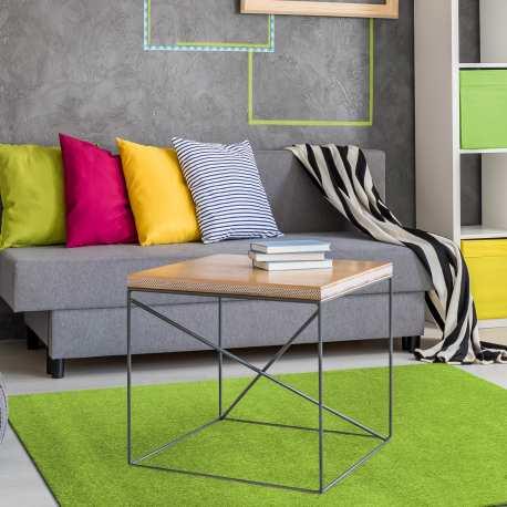 Dywan Porto jednolity zielony