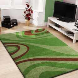 Dywan do pokoju nowoczesny Fashion 05 - zielony