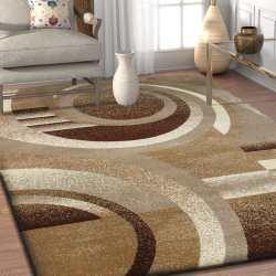 Dywan do pokoju nowoczesny Fashion 04 - kremowy