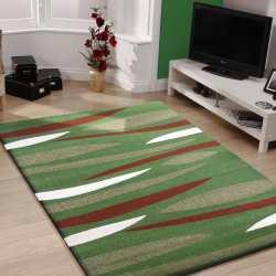 Dywan do pokoju nowoczesny Fashion 01 zielony