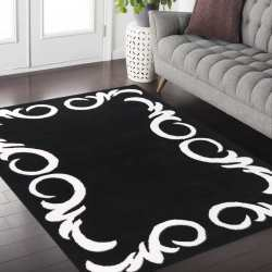 Dywan nowoczesny Sala 01 maroko szaro biały