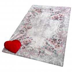 Pokrowiec na dywan 03 fioletowy
