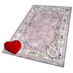 Pokrowiec na dywan 04 fioletowy