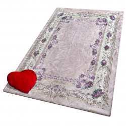 Pokrowiec na dywan 07 fioletowy