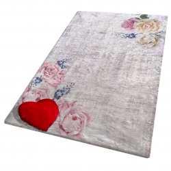 Pokrowiec na dywan 03 beżowy
