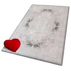 Pokrowiec na dywan 01 beżowy