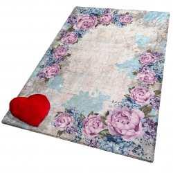 Pokrowiec na dywan 06 fioletowy