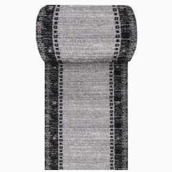 Chodnik dywanowy Fashion 05 - szary - szerokość od 60 cm do 120 cm