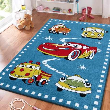 Dywan samochody dla dzieci Bambi 12