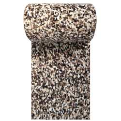Chodnik dywanowy Iraz 01 - cacao- szerokość od 70 do 100 cm