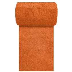 Chodnik dywanowy pomarańczowy Porto szerokość od 80 do 120 cm