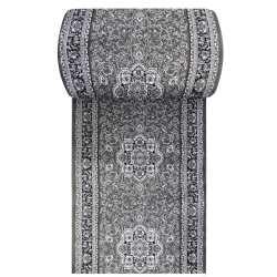 Chodnik dywanowy Royal 03 - szary - szerokość 100 cm