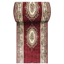 Chodnik dywanowy Royal 04 - czerwony - szerokość 100 cm
