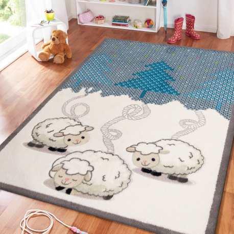 Dywan dla dzieci Animals 01