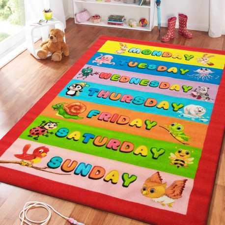 Dywan dla dzieci Mini Kids 04