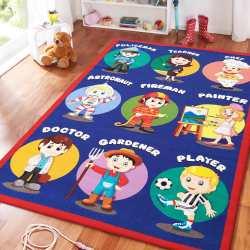 Dywan dla dzieci Mini Kids 02 zawody