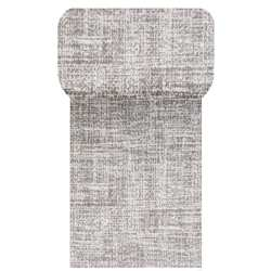 Chodnik dywanowy VIZA 06 - szary - szerokość od 60 cm do 120 cm