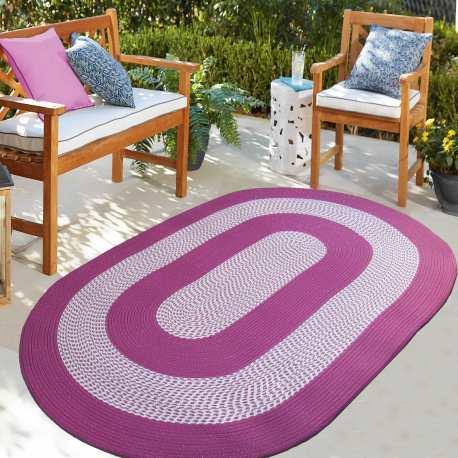 dywan master różowy