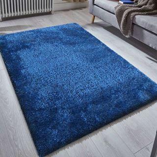 dywan niebieski meri