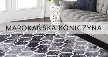 dywany marokańska koniczyna
